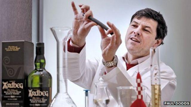 Ardbeg 'space whisky' set for return to Earth