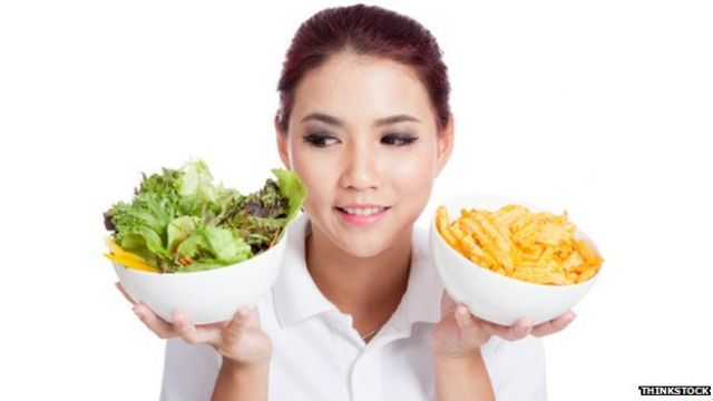 Brain 'can be trained to prefer healthy food'