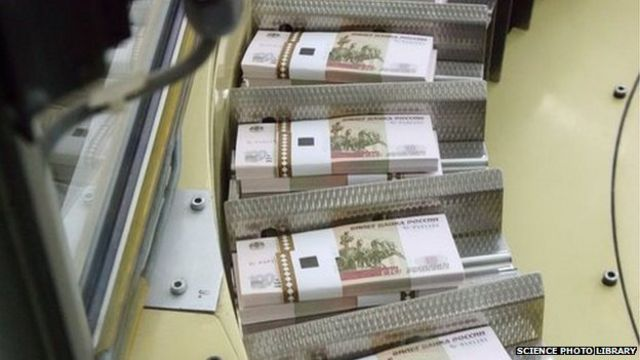 Russian rouble falls to new low on sanctions threat