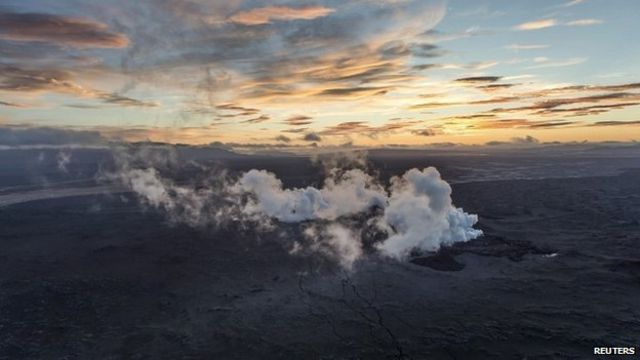 Iceland's volcano ash alert lifted