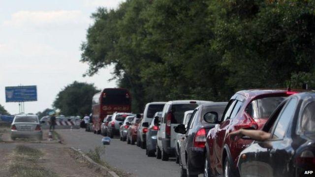 Poroshenko: Ukraine 'close to point of no return'
