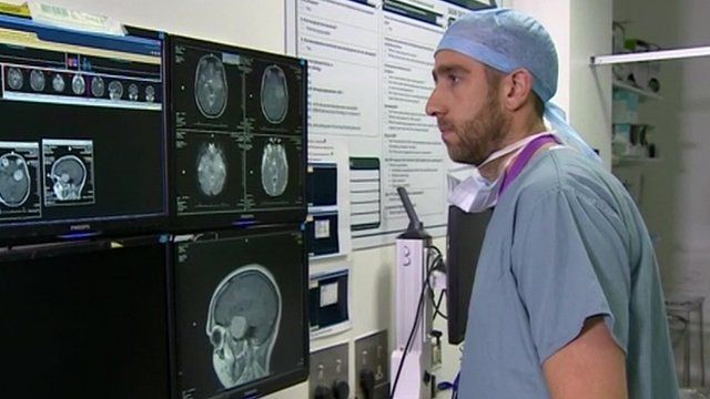 Matthew Crocker, Director of Neurosurgery, St George's Hospital
