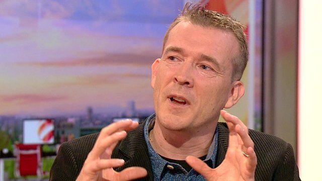 Novelist David Mitchell