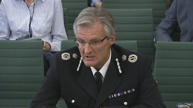 David Crompton, chief constable of South Yorkshire police