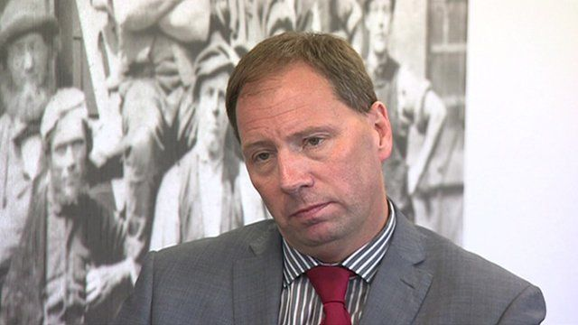 Rotherham council deputy leader Paul Lakin