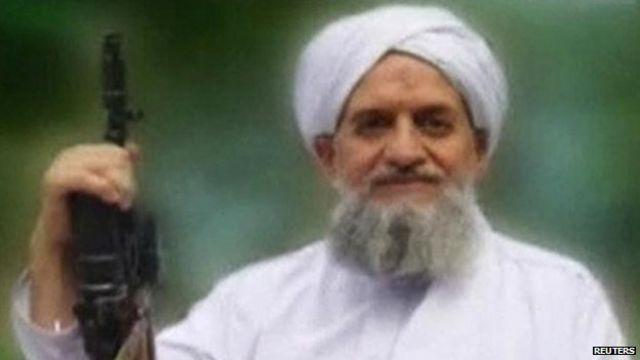 Al-Qaeda chief Zawahiri launches al-Qaeda in South Asia