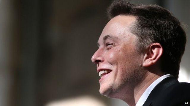 Nevada chosen for high-tech Tesla car battery factory