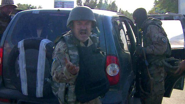 Tension in Ukraine despite peace deal hopes