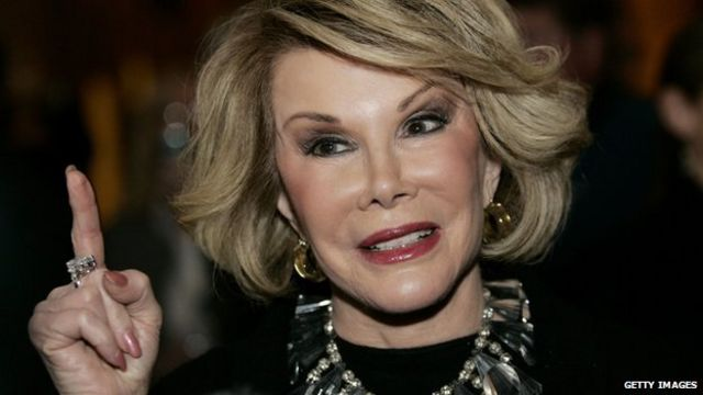 In quotes: Joan Rivers