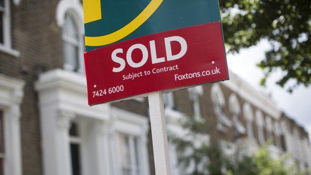 Estate agents sign