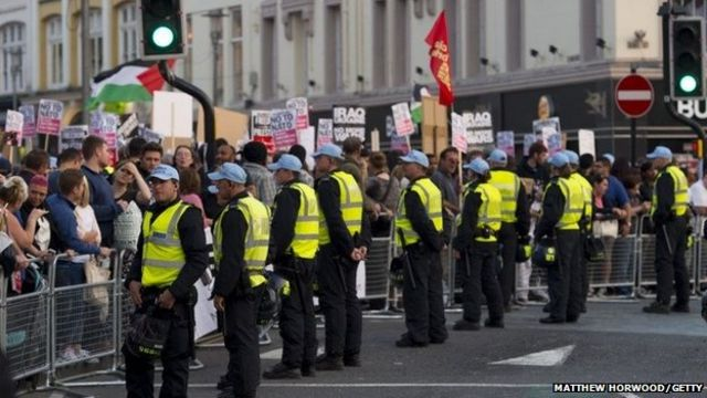 31 arrests over Wales 2014 Nato summit