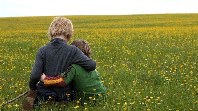 A third of foster children are split from their siblings