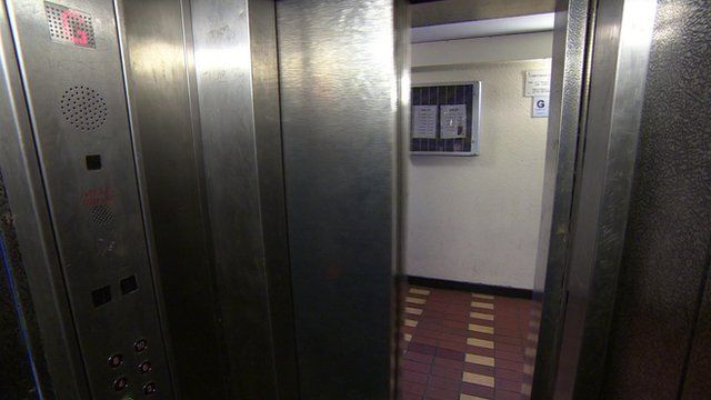 The London Fire Brigade tackled 5,000 non-emergency trapped lift calls in 2013