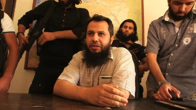 Syria conflict: Blast kills leader of Ahrar al-Sham rebels