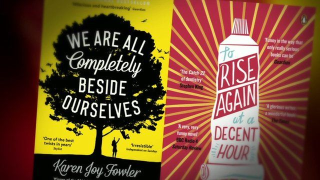 Two shortlisted Man Booker american authors' books