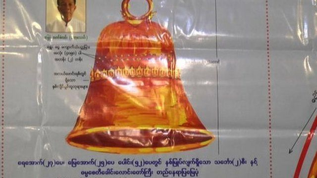 Illustration of the missing bell
