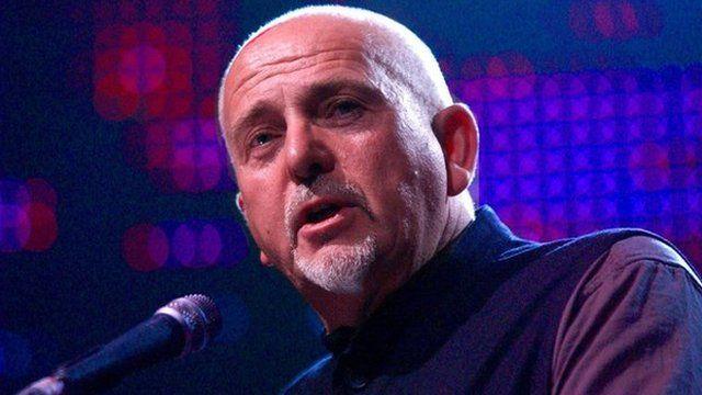 Peter Gabriel praises 'ambition' of Kate Bush shows