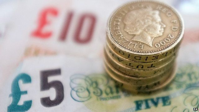 British currency and coins