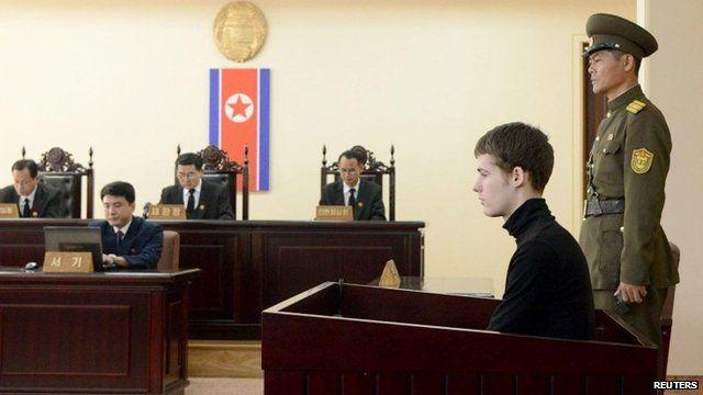 North Korea sentences US citizen Matthew Miller to hard labour