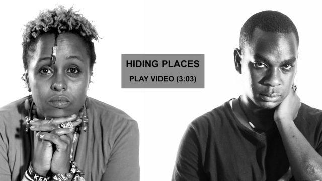 Survivors from the Westgate attack, Nairobi - September 2013