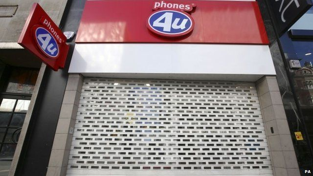 Phone 4U shop