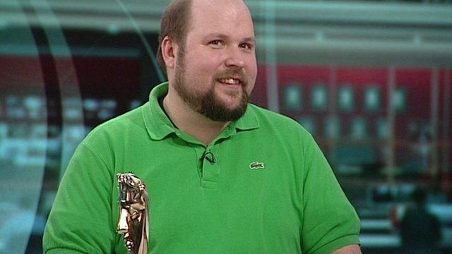 Markus Persson, inventor of Minecraft