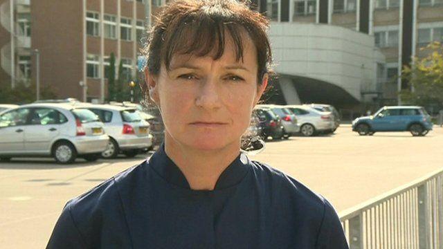 Ann-Marie Ingle, Chief Nurse, Cambridge University Hospitals Trust