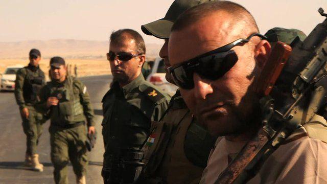 Kurdish forces, Zumar