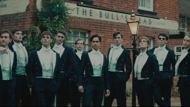 Bullingdon Club still