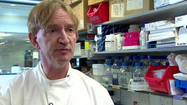 Prof Adrian Hill: Director, Jenner Institute