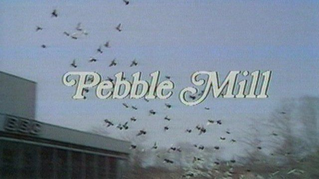 An image from the titles of Pebble Mill At One