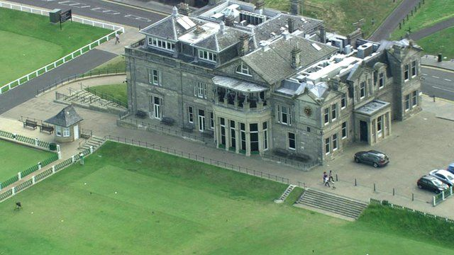 The Royal and Ancient Golf Club of St Andrew's