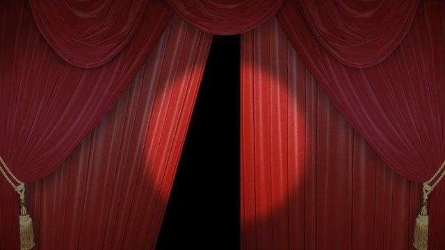 Theatre curtains