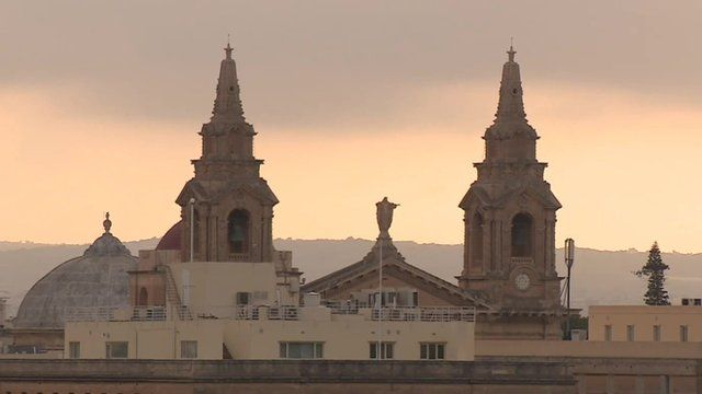 Building in Malta