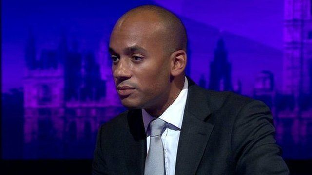 Chuka Umunna MP, Shadow Business Secretary