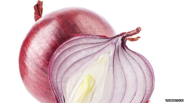 picture of raw onion