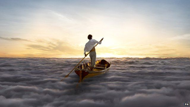 Artwork for the new Pink Floyd album The Endless River