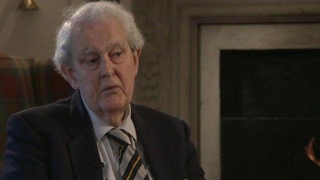 Sir Tam Dalyell