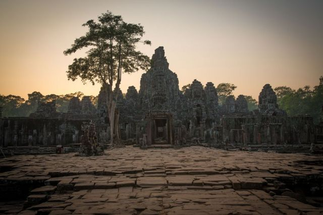 Beyond Angkor: How lasers revealed a lost city