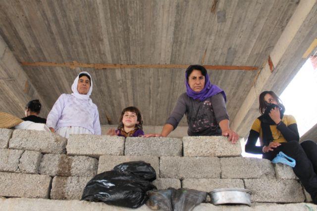 Islamic State crisis: Yazidi anger at Iraq's forgotten people