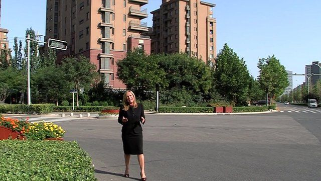 China's Eco City looks for residents