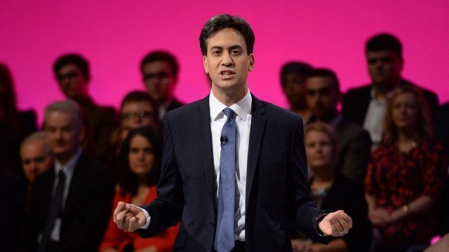 Ed Miliband conference speech 2014