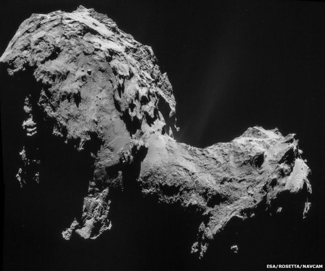 Rosetta: Date fixed for historic comet landing attempt