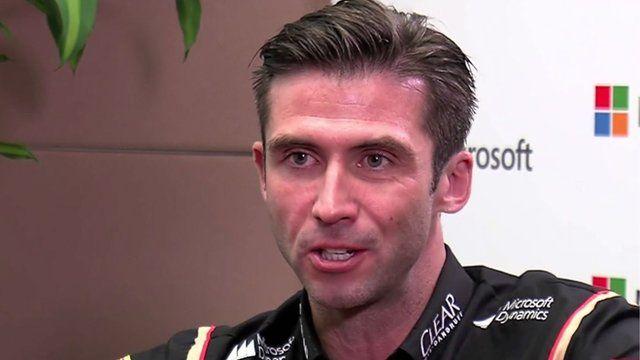 Matthew Carter, Lotus F1 CEO