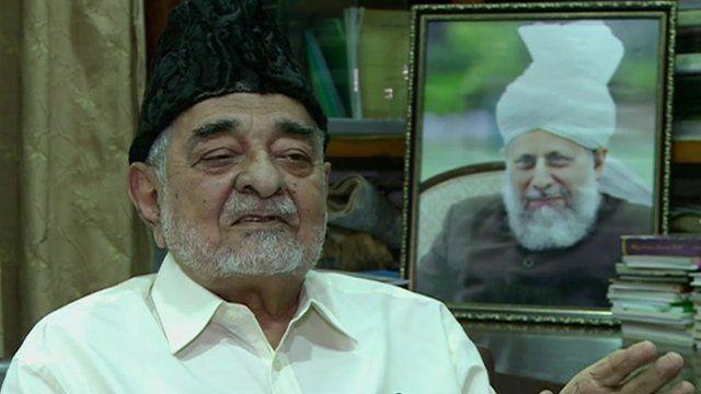 Mirza Khursheed Ahmed, Rabwah resident