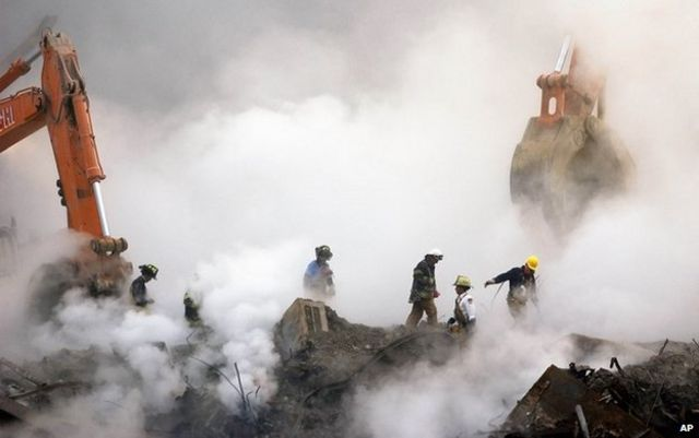 Cancer kills three 9/11 firefighters on the same day
