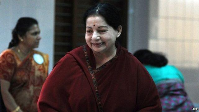 Jayalalitha: India politician appeals over corruption sentence