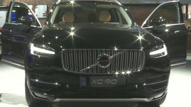 The XC90