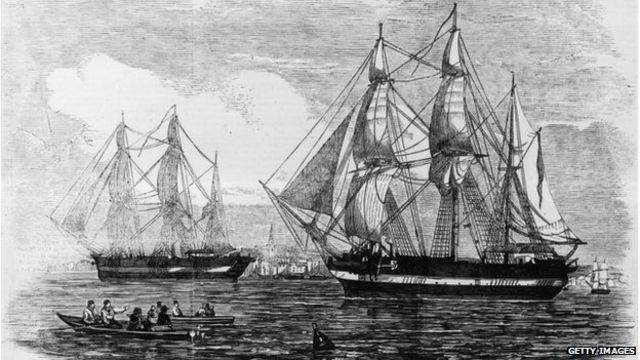 Franklin search: Canada confirms ship as HMS Erebus