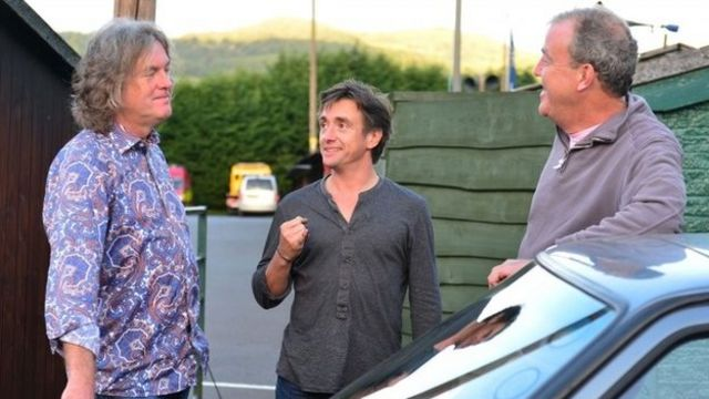 Top Gear crew 'chased by thousands and ordered out of country'